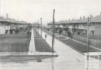 Housing at Fishermans Bend, 1939