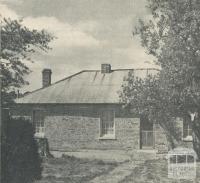High Street Road Homestead, Waverley, 1961