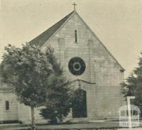 St Therese's Catholic Church, Yallourn, 1961