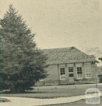 St Therese's School, Yallourn, 1961