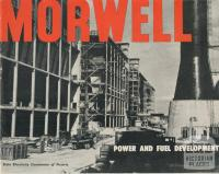 Morwell, Power and Fuel Development, 1959