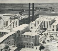 Power Station and Briquette Works, Morwell, 1959