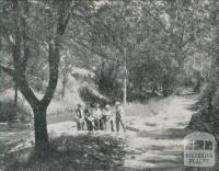 Recreation at Daylesford, 1959