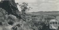 Distant view of Woodend, 1959