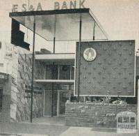 E. S. & A. Bank, Horsham, 1960