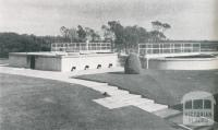 Sedimentation Tanks at Braeside Treatment Works, 1956