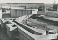 Portion of Braeside Treatment Works, 1956