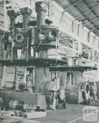 Kelly & Lewis Engineering Works, Springvale, c1952