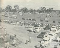 The Agricultural Show, Tatura, 1960