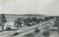 Nepean Highway, near Dromana, 1955