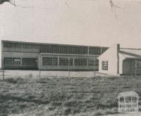 Nylex works, Lilydale, 1955