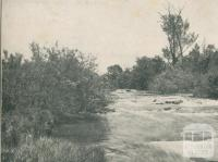 Yea River, Mansfield, 1911
