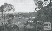 View in the Hurstbridge District, 1931