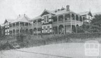 Bella Vista Guesthouse, Olinda, 1931