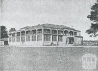 Clifton Springs Hotel, Drysdale, 1931