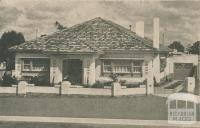 Essendon Residence, 1946