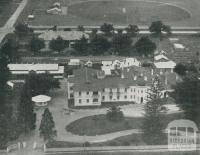 Sale Hospital, 1938