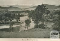 Murray River, Corryong, Upper Murray Shire, 1919