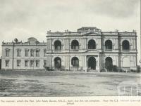 Davies mansion, Glen Iris