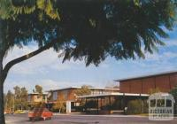 Civic Centre, consisting of Municipal Offices, Art Gallery and Town Hall, Shepparton
