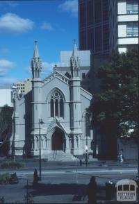 Church of Christ, Melbourne, 1997