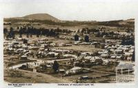 Panorama at Ballarat East near Creswick, c1920