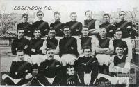 Essendon Australian Rules football club, 1909