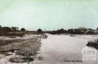 View at Mornington, c1910