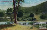 Tallangatta-Glen Wills River, c1910