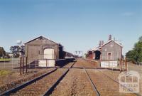 Railway Station, Little River, 1997