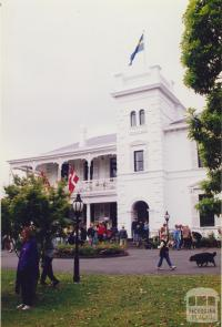 Christmas Fete, Swedish Church, Toorak House, 1997