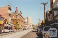 Brunswick Street, Fitzroy, 2000