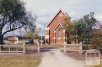 St Stephens Catholic Church, Tarrawingee, 2000