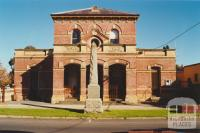 Dunolly Town Hall, 2000