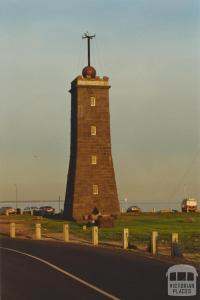 Timeball tower, Williamstown, 2000