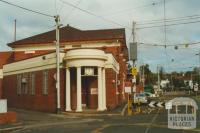 Camberwell Tram Depot, 2000
