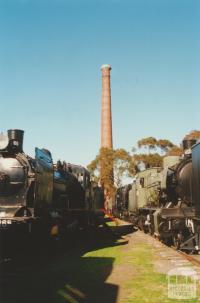 ARHS railway museum, Williamstown North, 2000