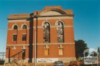 Newport railway substation, Market Street, 2000
