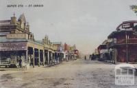Napier Street, St Arnaud