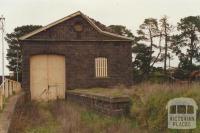 Malmsbury Railway Goods Shed, 2000