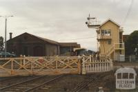 Kyneton Railway Station, 2000