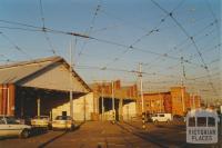 Essendon Tram Sheds, Ascot Vale, 2000