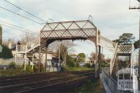 Footbridge, Pin Oak Crescent, Flemington, 2000