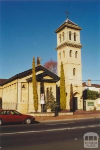 Anglican Christ, Glenlyon Road, Brunswick, 2000