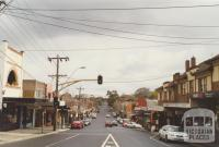 Lower Heidelberg Road, Ivanhoe East, 2000