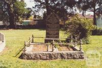 Lutheran Cemetery, Thomastown, 2000