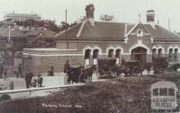 Kew Railway Station