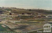 Merino Railway Yard