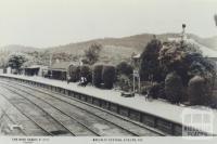 Evelyn Railway Station
