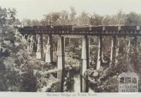 Railway Bridge at Nowa Nowa
